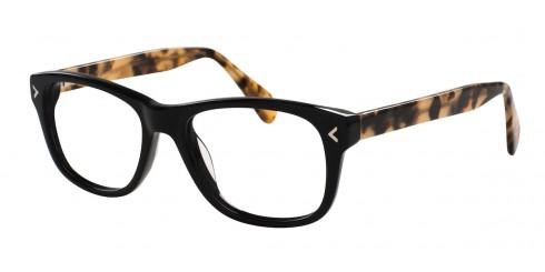 Black / Leopard