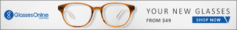 GlassesOnline - Prescription Glasses from $65