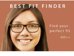 prescription glasses finder