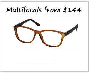 multifocal prescription glasses